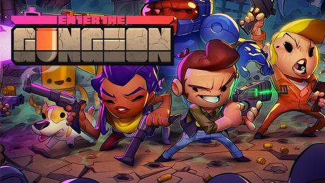 Strzelankowy roguelike - wra�enia z gry Enter the Gungeon