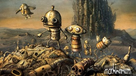 Gramy w Machinarium