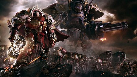 Grali�my w Dawn of War 3! Nazbyt komiksowa wersja Warhammera 40 000?