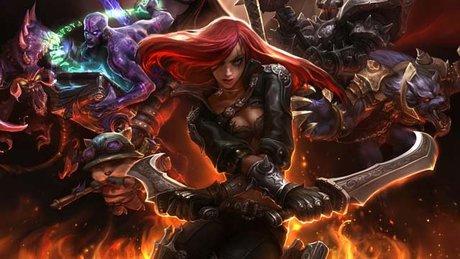 Gramy w League of Legends: Dominion
