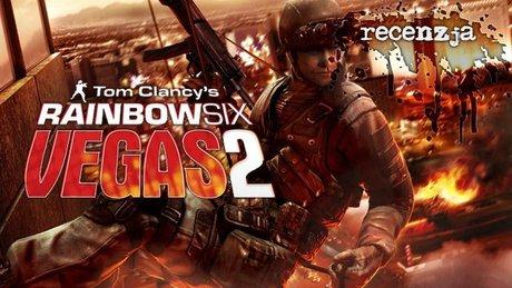 Recenzja Rainbow Six Vegas 2