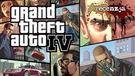 Recenzja Grand Theft Auto IV