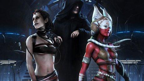 The Force Unleashed - różnice między platformami.
