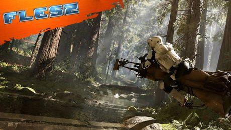 Star Wars: Battlefront ma datę premiery! FLESZ – 17 kwietnia 2015