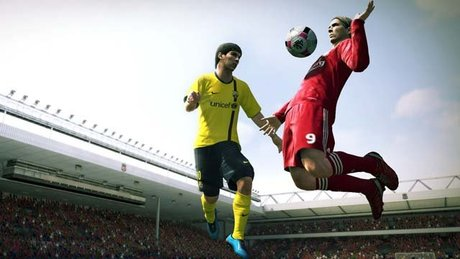 Gramy w Pro Evolution Soccer 2010