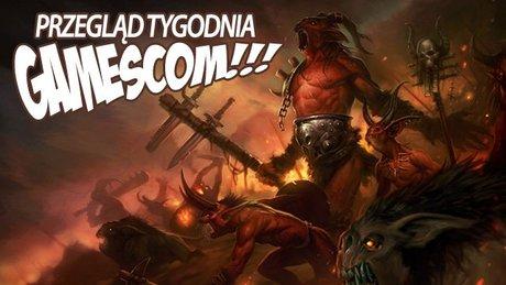 Przegląd tygodnia - Gamescom!