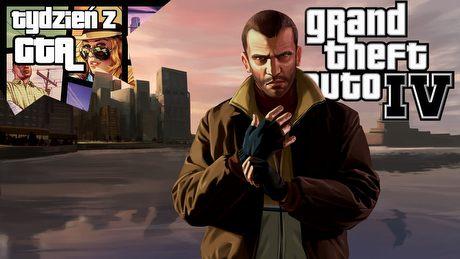 Tydzień z GTA - Nowa jakość w Grand Theft Auto IV