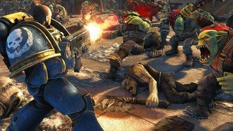 Gramy w Warhammer 40,000: Space Marine