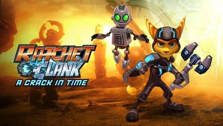 Gramy w Ratchet & Clank: A Crack in Time