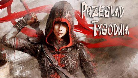 Przegląd Tygodnia - nowy Assassin, nowy Total War, nowy Steam