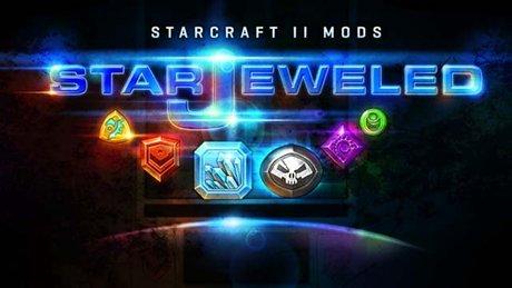 StarCraft II - StarJeweled i fanowska DoTA