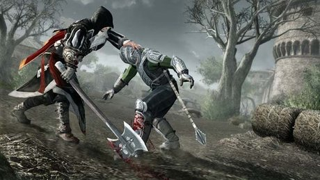 Gramy w Assassin's Creed II - Battle of Forli