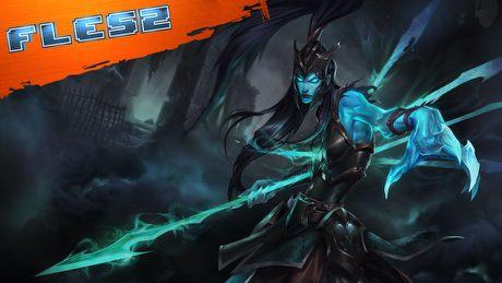 Kalista i jej Włócznia Zemsty dołączą do League of Legends. FLESZ – 6 listopada 2014
