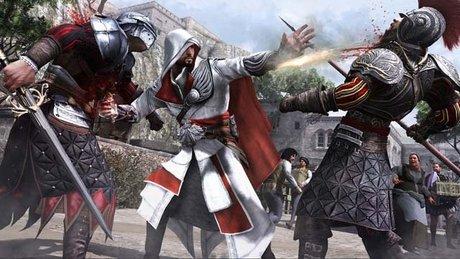 Assassin's Creed: Brotherhood - karabiny i zabójcy