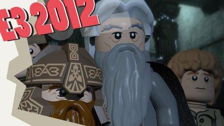 E3: Gramy w LEGO: W�adca Pier�cieni