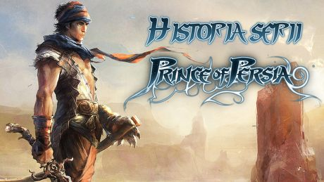 Historia Prince of Persia - diament w swym gatunku