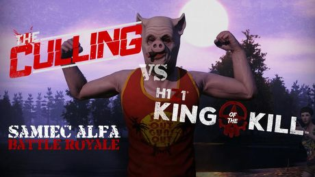 H1Z1 vs The Culling – pojedynek gier Battle Royale w Samcu Alfa