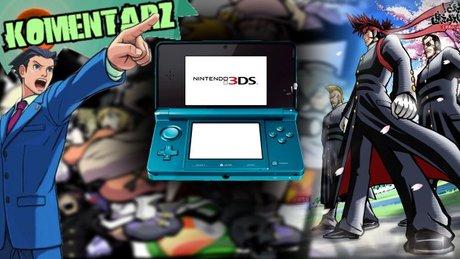 Komentarz: 3DS - koniec gier z pomysłem?