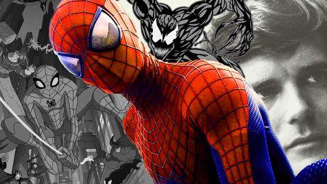 Spider-man w kinie i telewizji