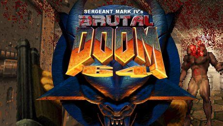 Doom, jakiego nie znacie - testujemy Brutal Doom 64