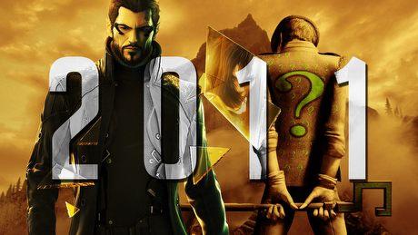 Rok 2011 - kiedy Batman starł się z Wiedźminem