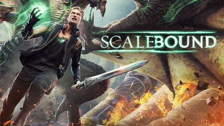 Scalebound na targach gamescom 2015 - czarny ko� (smok?) na XONE?