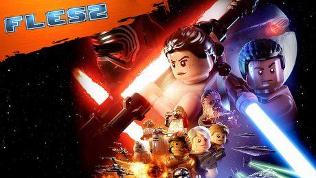 LEGO Star Wars: The Force Awakens zapowiedziane! FLESZ 3 lutego 2016