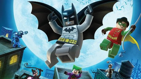 Gramy w LEGO Batman