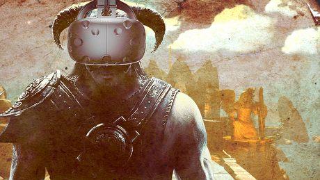 Zabij szkieletora w wirtualnej rzeczywistości! - gramy w Vanishing Realms