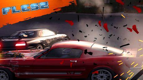 Crashday - legenda samochodowej rozwałki powraca. FLESZ – 11 lipca 2017