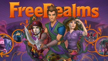 Gramy w Free Realms - darmowe MMO!
