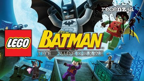 Recenzja LEGO Batman: The Videogame