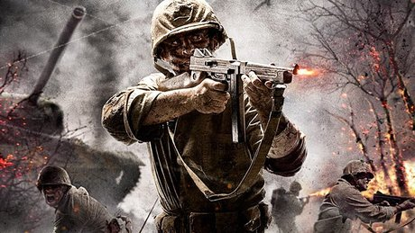 Gramy w Call of Duty: World at War