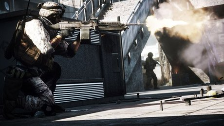 Multik w Battlefield 3 - walki ze snajperami