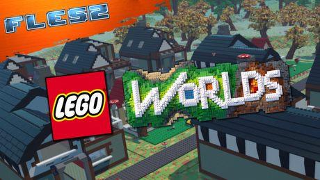 Minecraftowe LEGO Worlds ma datę premiery. FLESZ – 30 listopada 2016