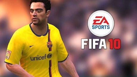 Gramy w FIFA 10 na PS3