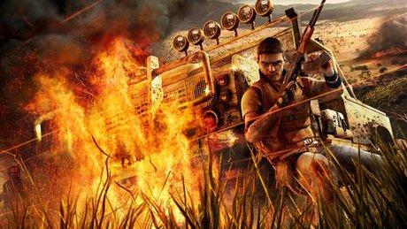 Gramy w Far Cry 2