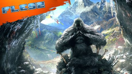 Yeti zatakują w Far Cry 4. FLESZ – 27 lutego 2015