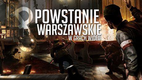 Powstanie warszawskie w grach wideo