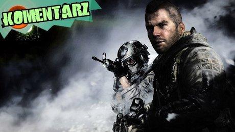 Komentarz: Serialowe Modern Warfare 3?