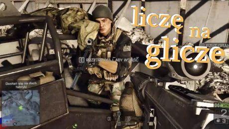 Liczę na glicze - Battlefield 4