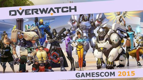 Czy to b�dzie kolejny darmowy hit Blizzarda? Gramy w Overwatch na targach gamescom 2015!