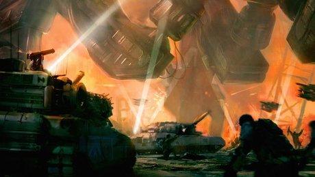 Gramy w Resistance 2 - walka z Lewiatanem!