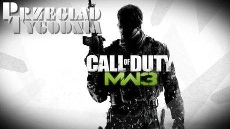 Przegląd tygodnia - Modern Warfare 3