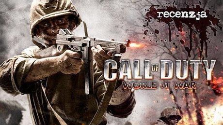 Recenzja CoD: World at War