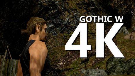 Gothic w 4K – sprawdzamy mody graficzne w oczekiwaniu na remake