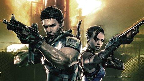 Gramy w Resident Evil 5