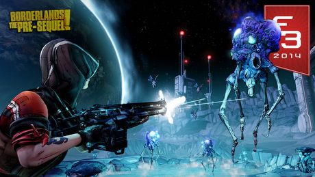 E3 2014 – księżycowe odloty w Borderlands: The Pre-Sequel