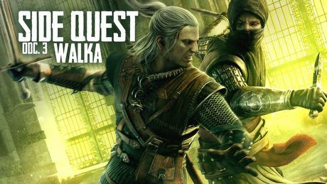 Side Quest #3 - walka w grach RPG