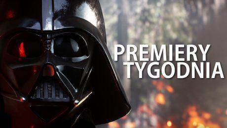 Gwiezdne Wojny kontratakuj� � Star Wars: Battlefront i inne PREMIERY TYGODNIA